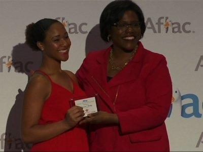 Trailblazing Black Executive Inspires Teen Girls