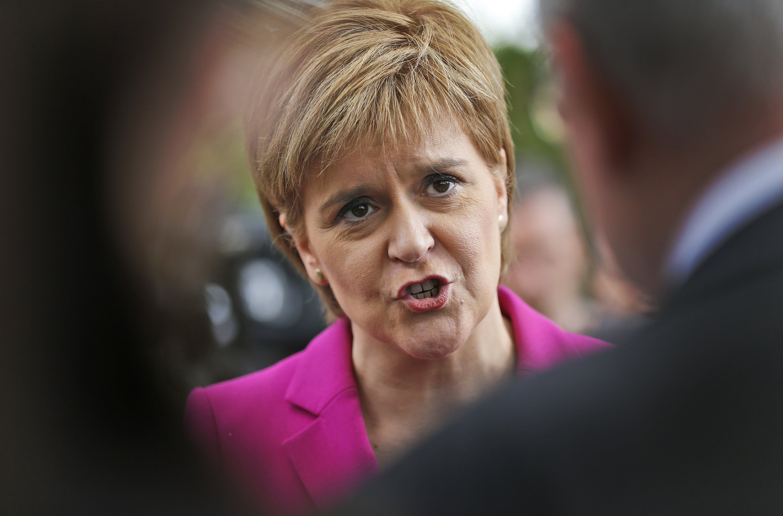 Scotland seeks new independence referendum amid Brexit spat