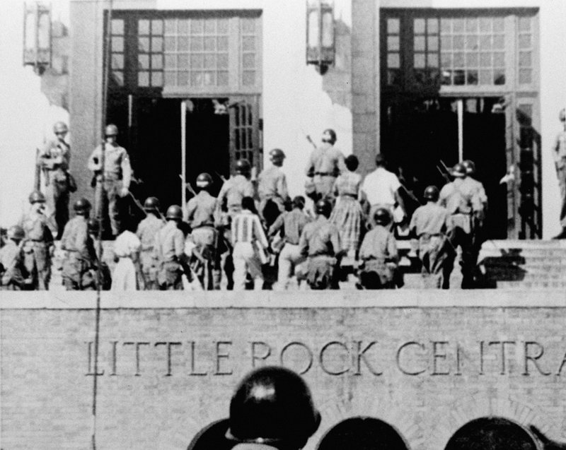 7e93792f2ff1d Segregation lingers in US schools 60 years after Little Rock