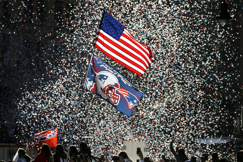 What a (familiar) feeling  Boston fetes Super Bowl winners 808f67a42
