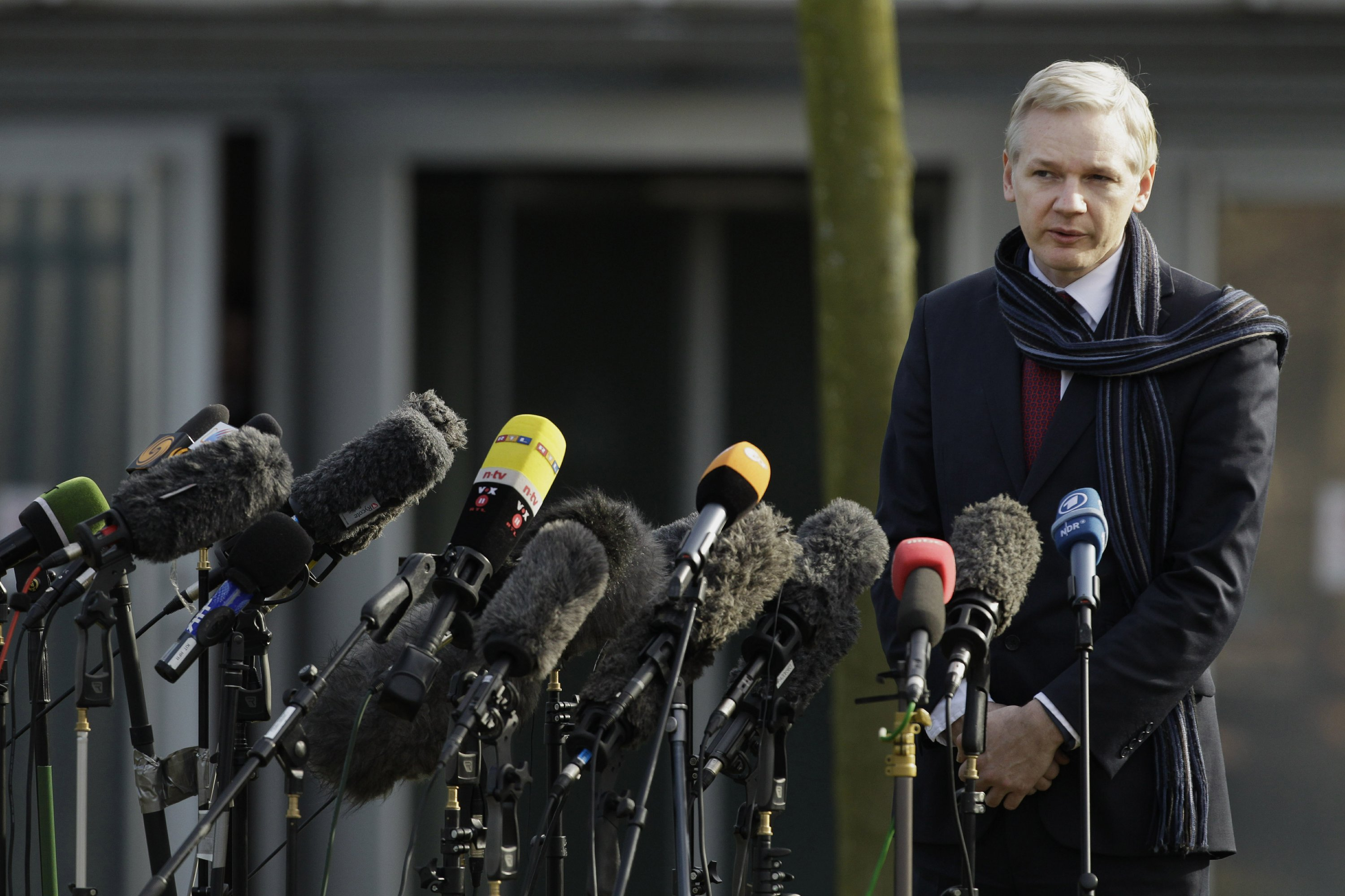 Charging Assange reflects dramatic shift in US approach