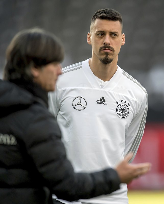 Bayern S Sandro Wagner Quits Germany Over World Cup Omission