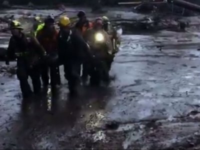 Calif. Storms Cause Flooding, Deadly Mudslides