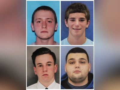 Disappearance of 4 Penn. Men Takes Grisly Turn