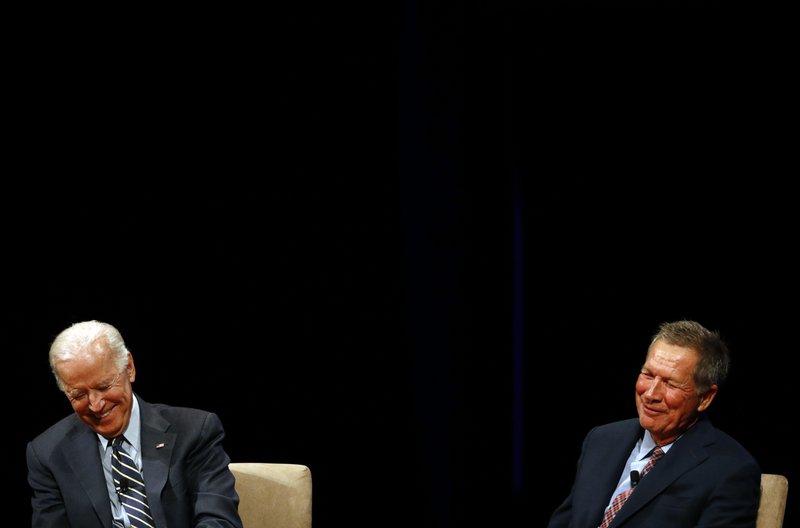 Joe Biden, John Kasich