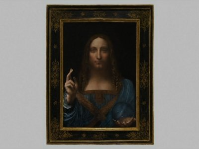 Painting By Leonardo da Vinci Sells For $450m