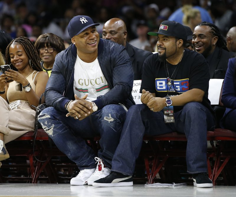 LL Cool J, Ice Cube