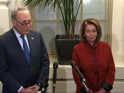 Democrats Slam Tax Bill as Favoring Wealthy