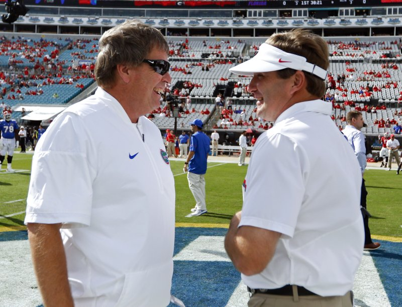 Jim McElwain, Kirby Smart