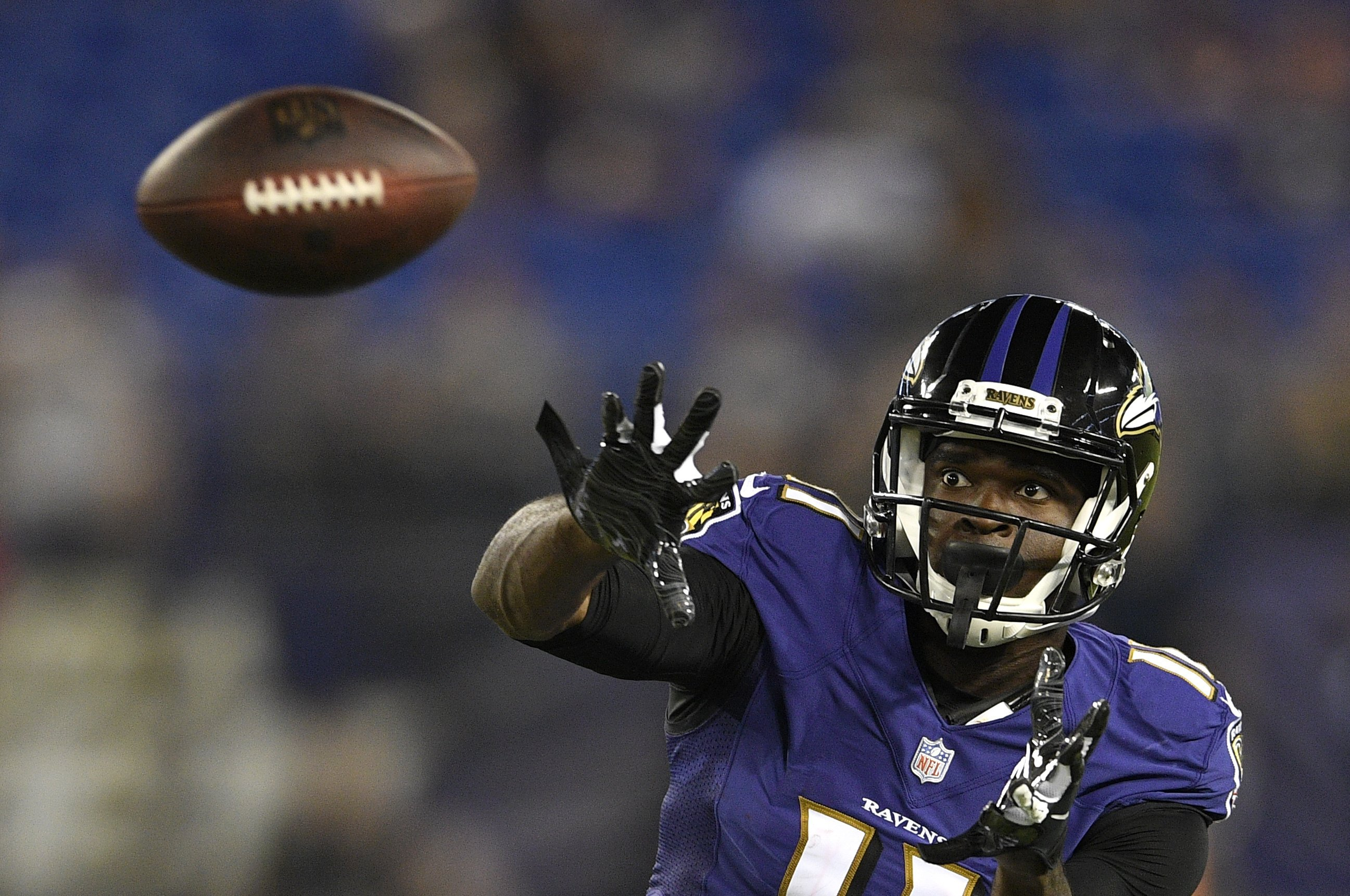 Browns signing WR Breshad Perriman after rash of injuries 52d13057a