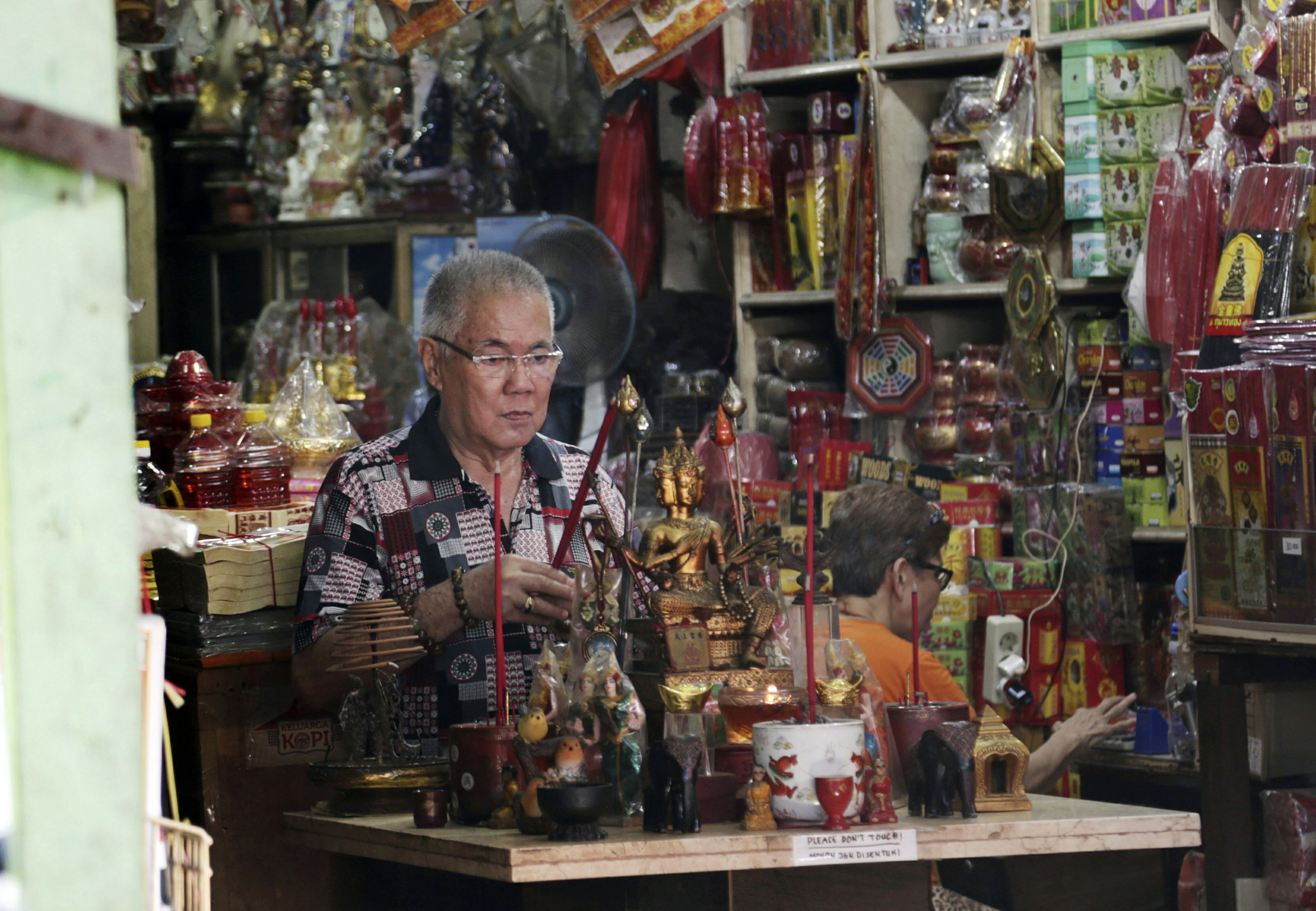 Indonesia protests awaken fears for minority Chinese