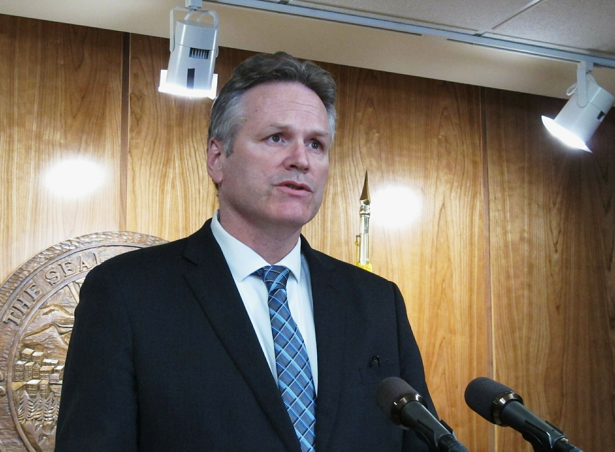 Dunleavy calls special session amid dividend debate