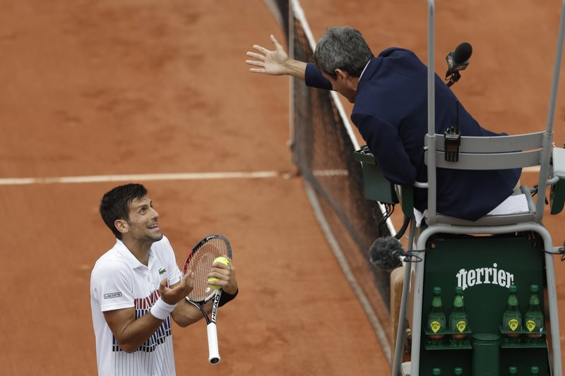 All So Difficult For Djokovic Easy For Nadal At French Open