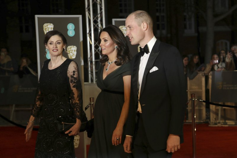 Kate, the Duchess of Cambridge, William, Duke of Cambridge, Amanda Berry