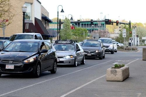 The One-lane Main Street Experiment in Fitchburg is Over, It's Two Lanes Once Again