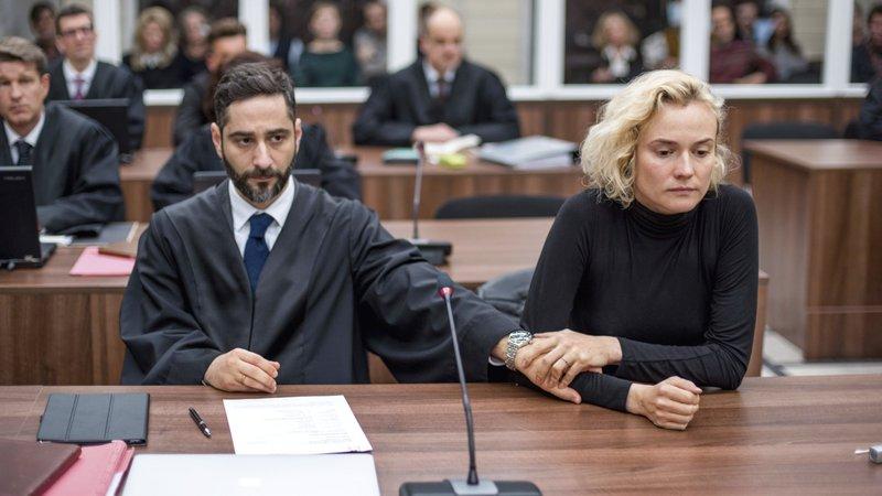 Diane Kruger, Denis Moschitto