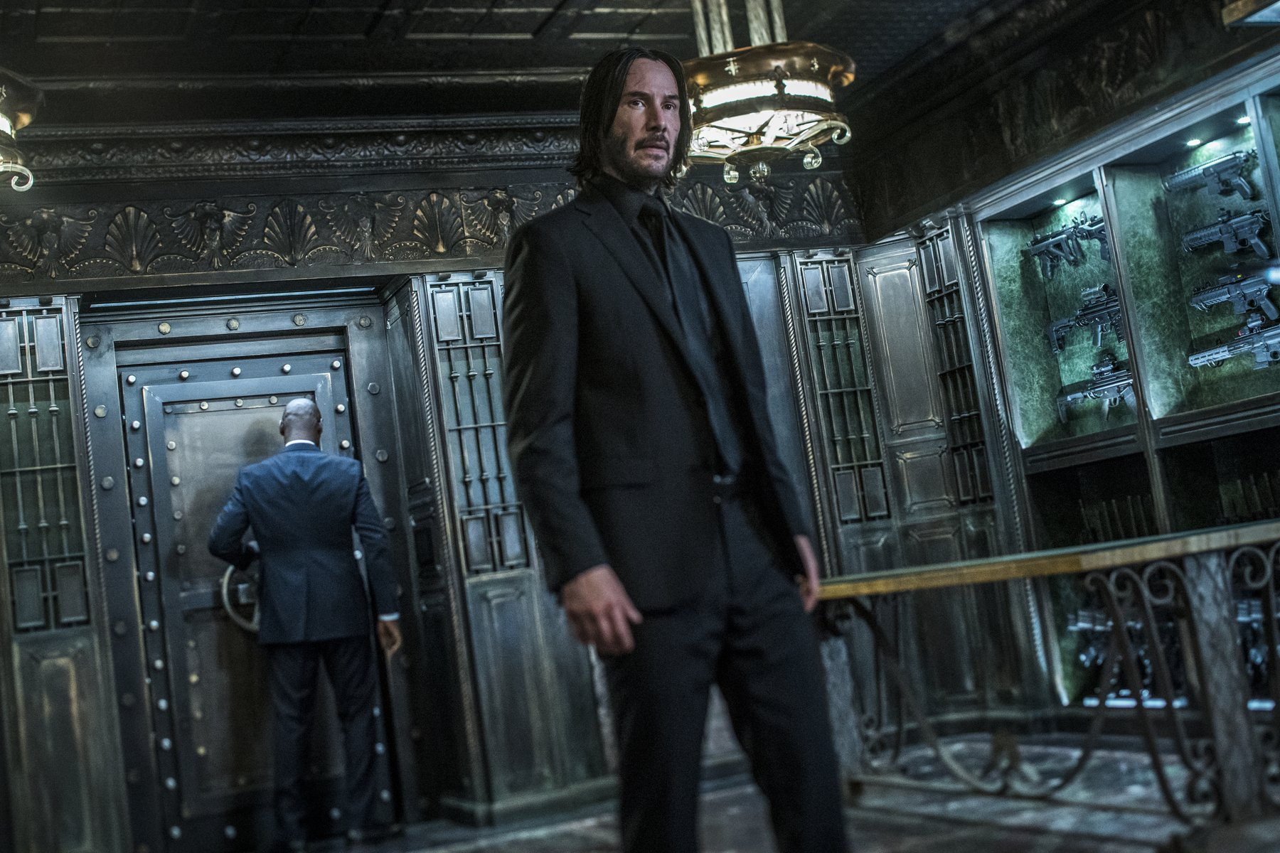 'John Wick 3' dethrones 'Avengers: Endgame' with $57 million