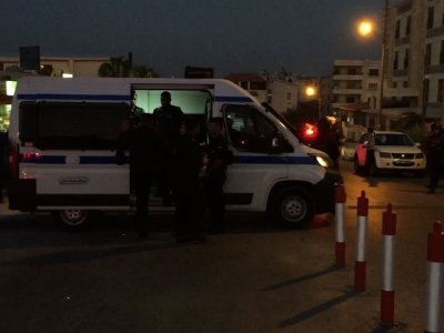 Jordanian Dead, Israeli Hurt at Israeli Embassy