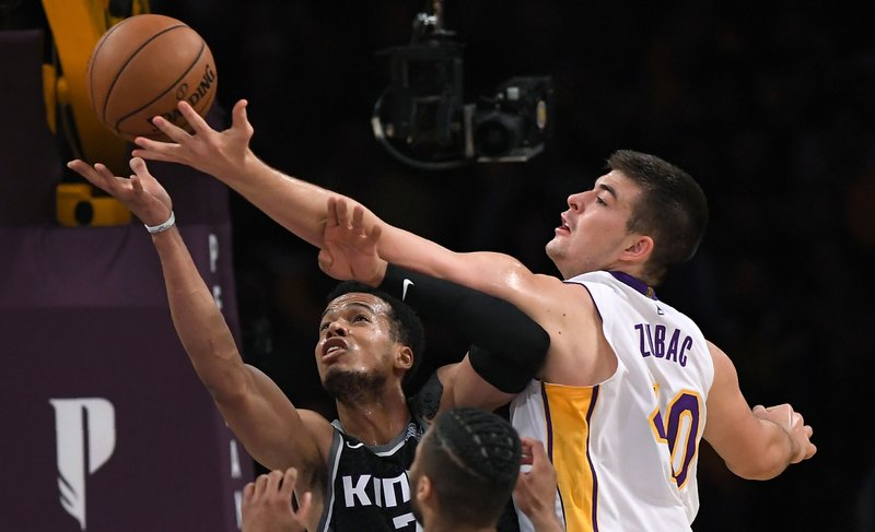 Skal Labissiere, Ivica Zubac
