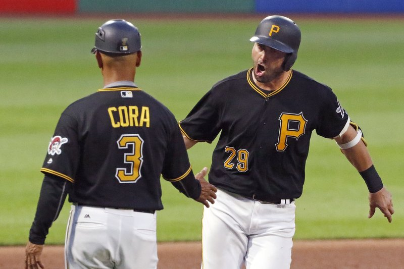 Francisco Cervelli, Joey Cora