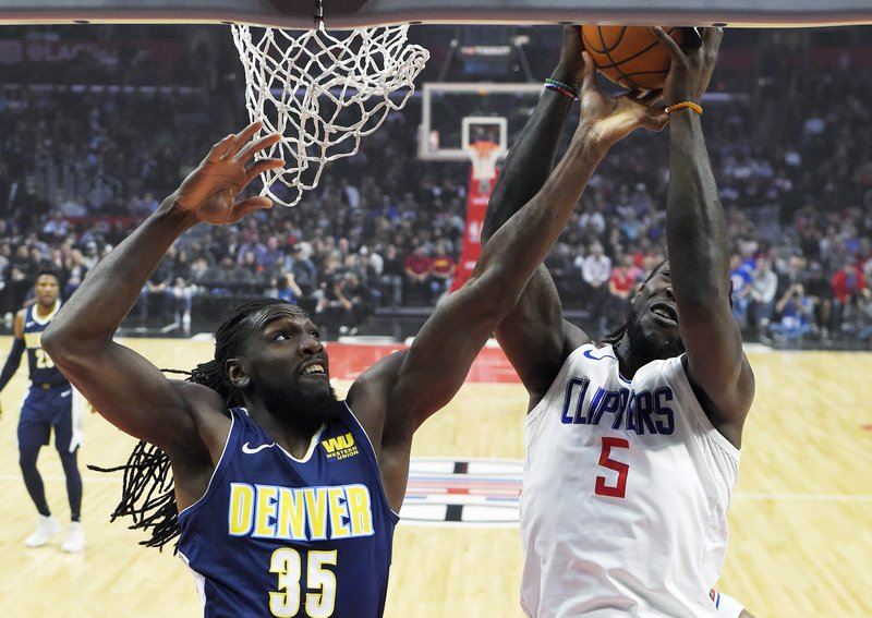 Montrezl Harrell, Kenneth Faried
