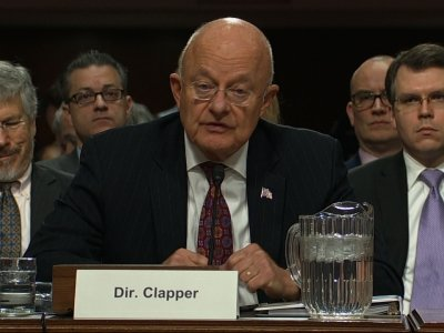 Clapper: Russia Undoubtedly Meddled in Election