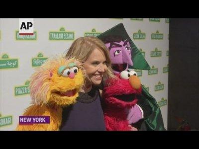 Sesame Street's big night out