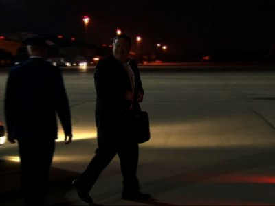 Raw: Sec. of State Pompeo Going To North Korea
