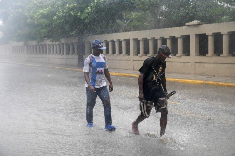 Dominican Republic Hurricane Maria