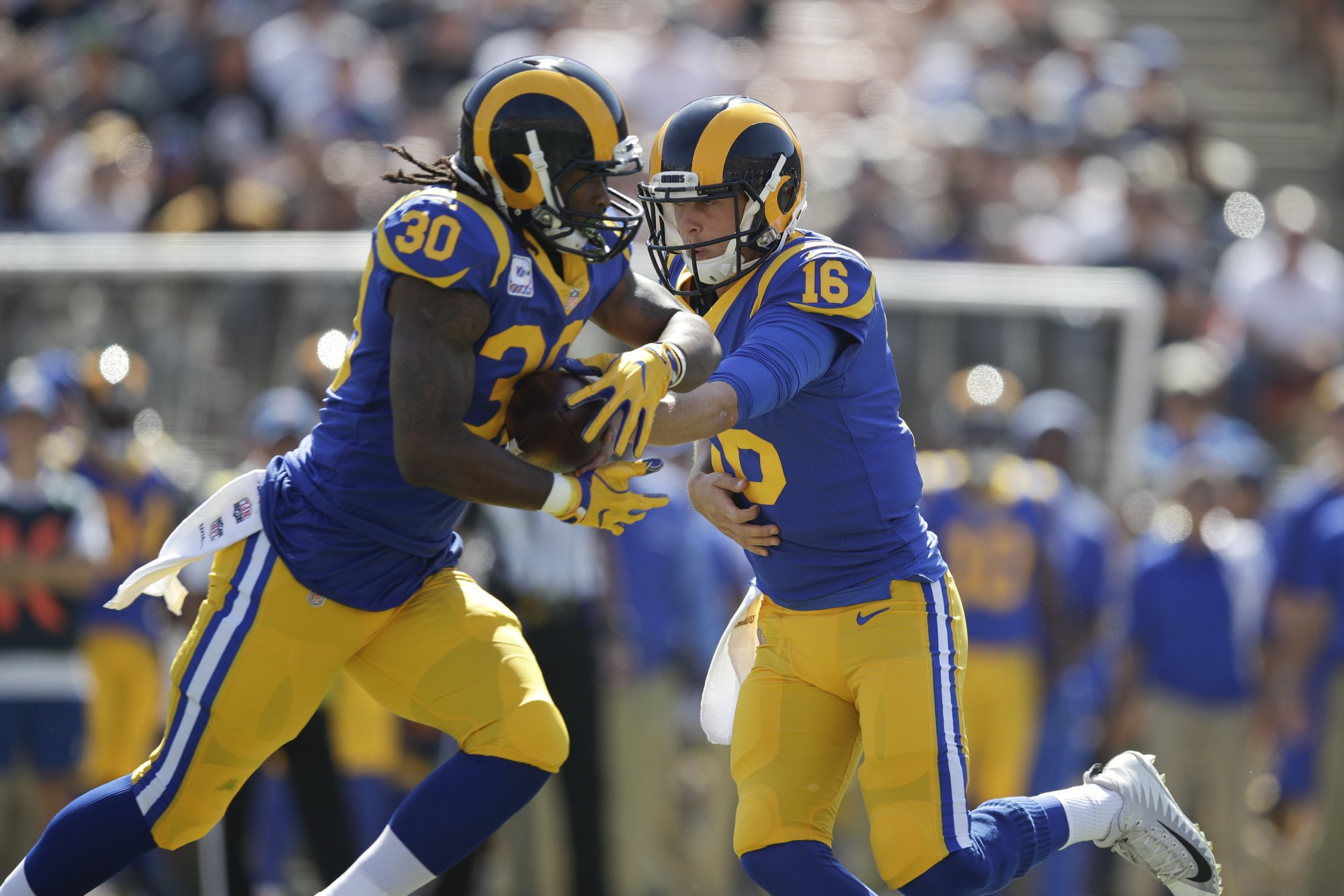 NFL 2018  Rams head into season as NFC West favorites d18288b41