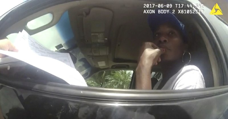 Video: Officer told Venus Williams she caused fatal crash