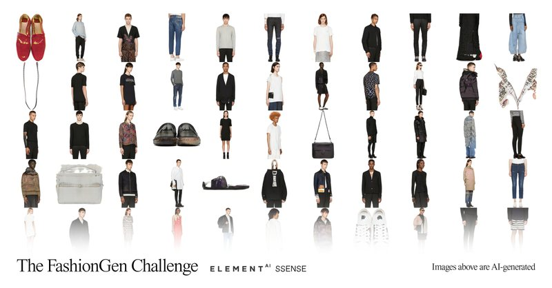 SSENSE and Element AI Partner to Release a Rich Collection of E-Commerce Images to Advance AI Research