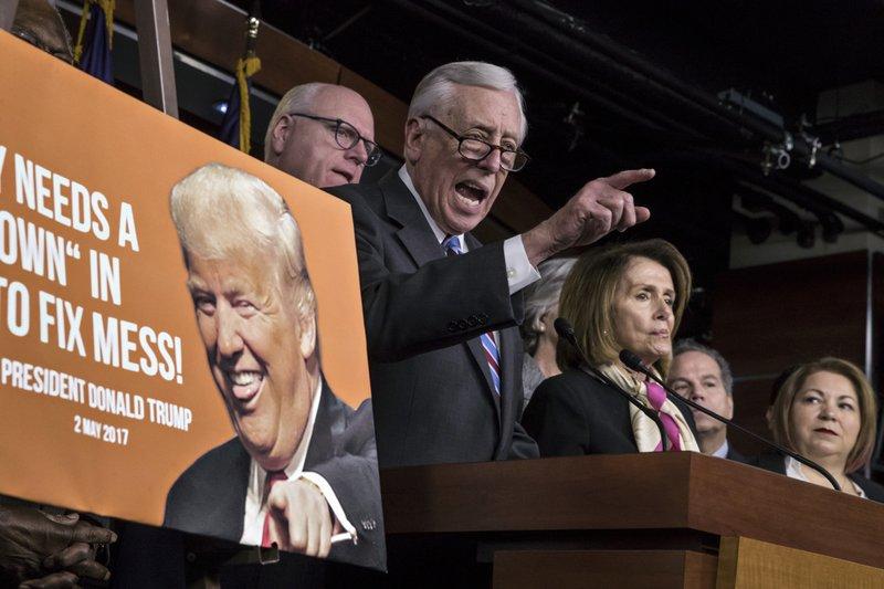 Nancy Pelosi, Steny Hoyer, Joseph Crowley, Linda Sanchez
