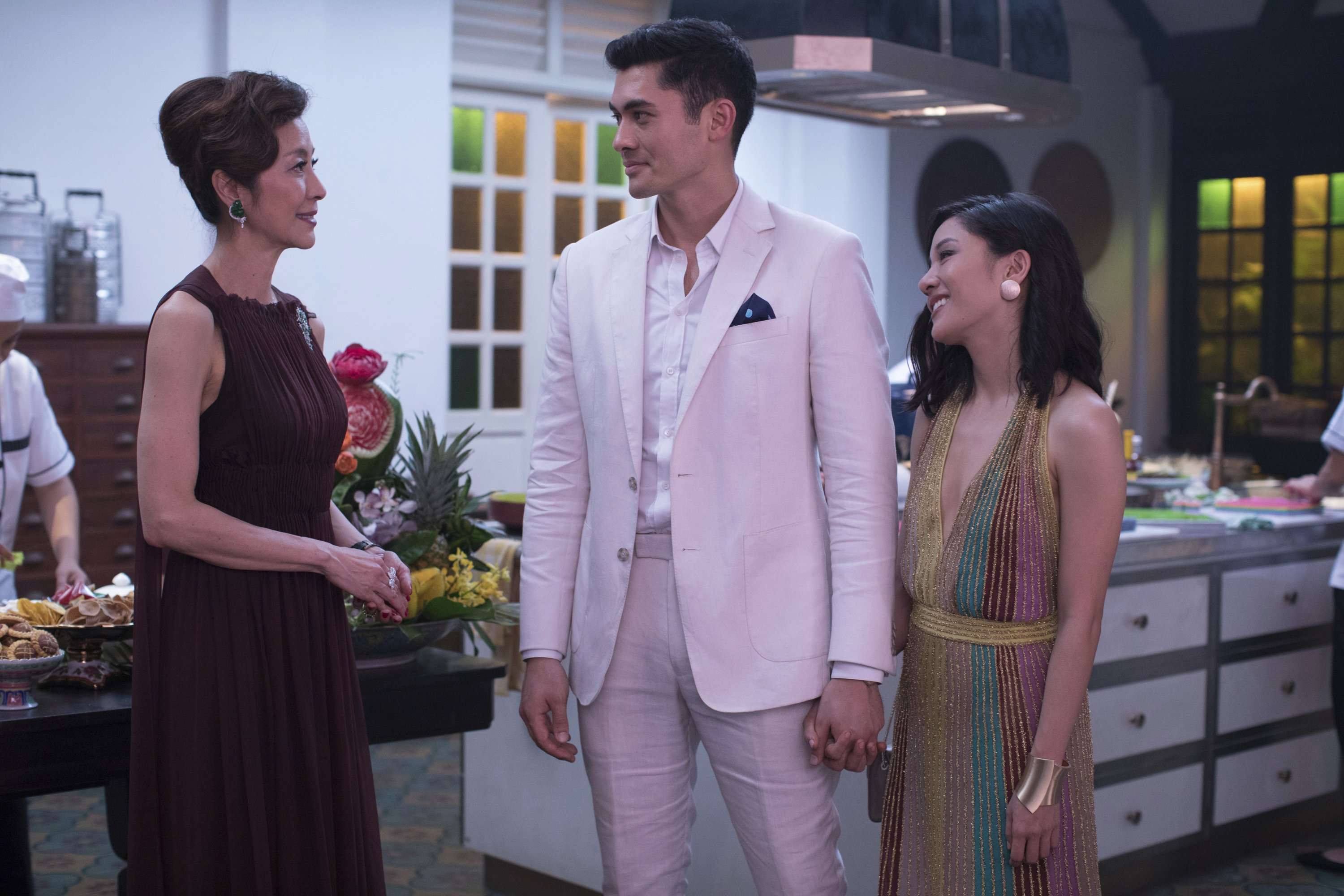 'Crazy Rich Asians' banks another crazy rich weekend