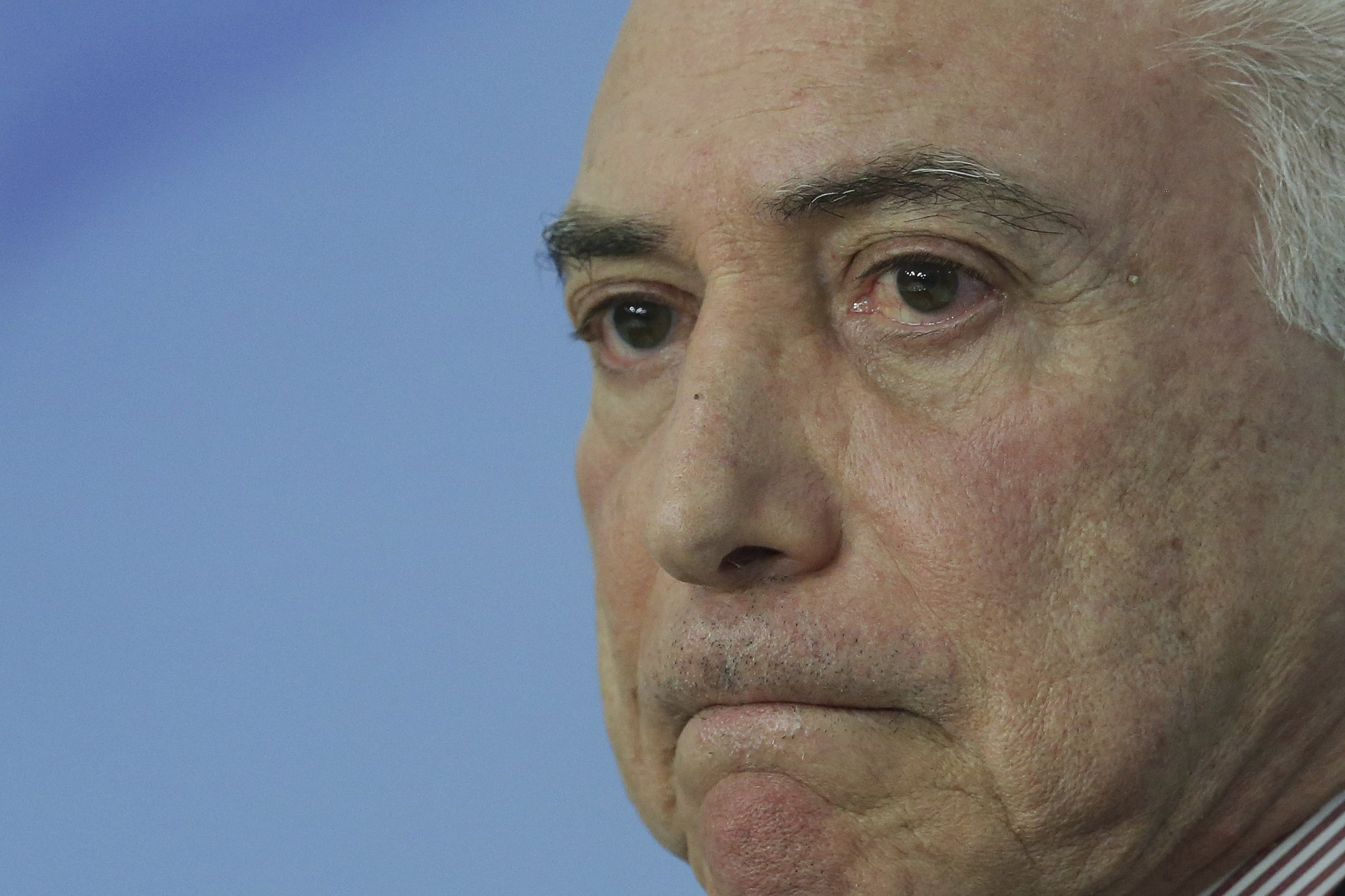 Ex-President Temer arrested in Brazil on corruption charges