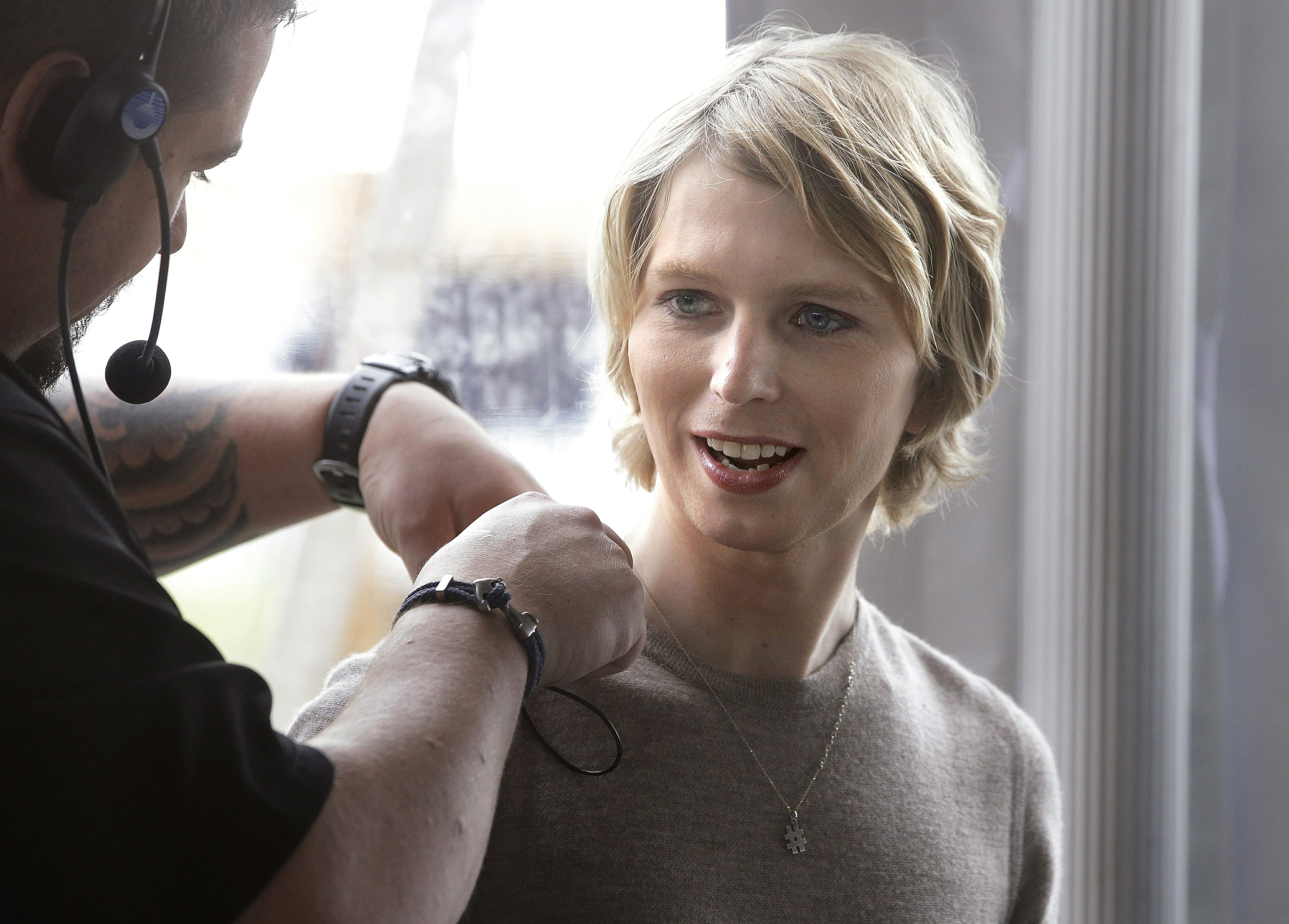 APExclusive: Chelsea Manning says she not a traitor