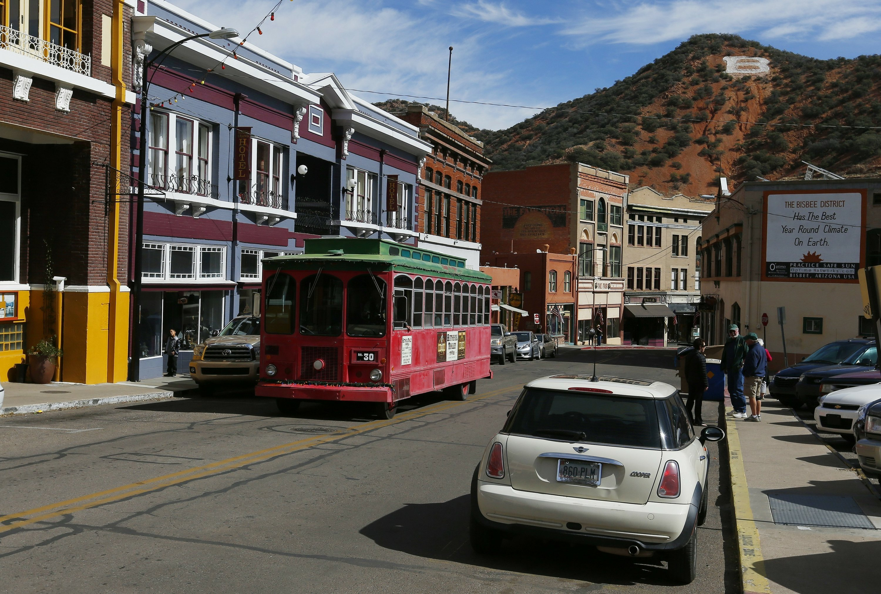 Bisbees Decision To Remove Fluoride From Water Criticized - Bisbee car show