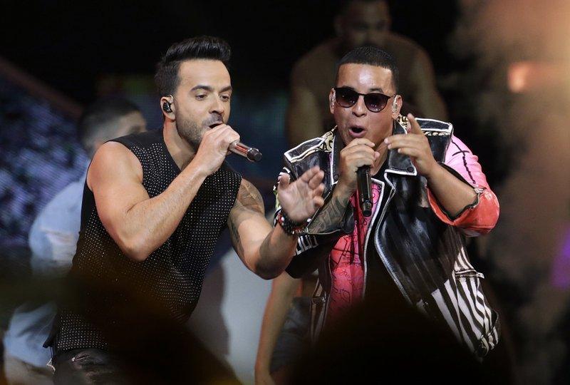 Luis Fonsi,Daddy Yankee