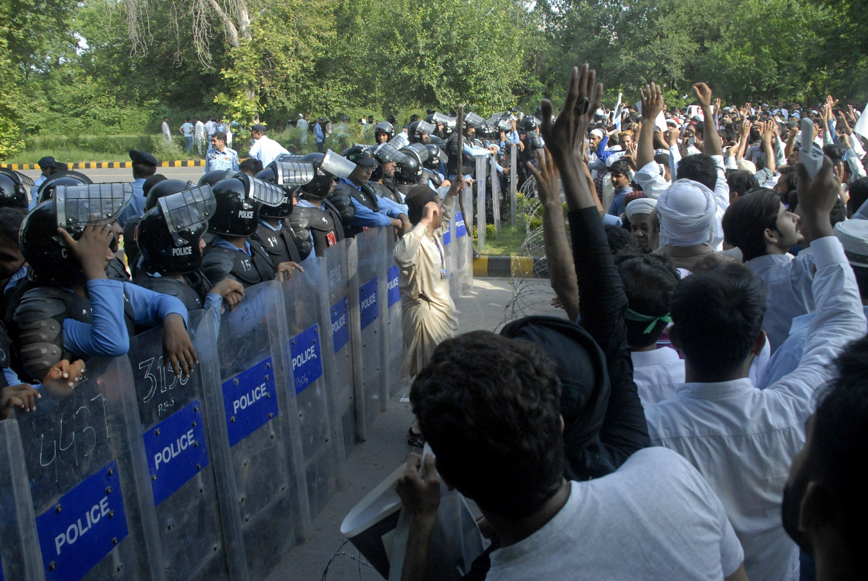 Pakistan Condemns Planned Anti Islam Cartoon Contest