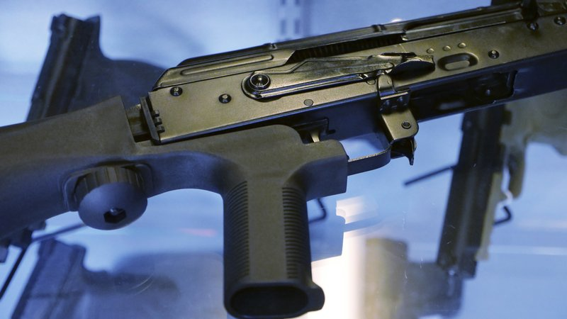 Justice moves on rapidfire bump stocks