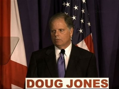 Jones: Moore Creates 'Conflict and Division'