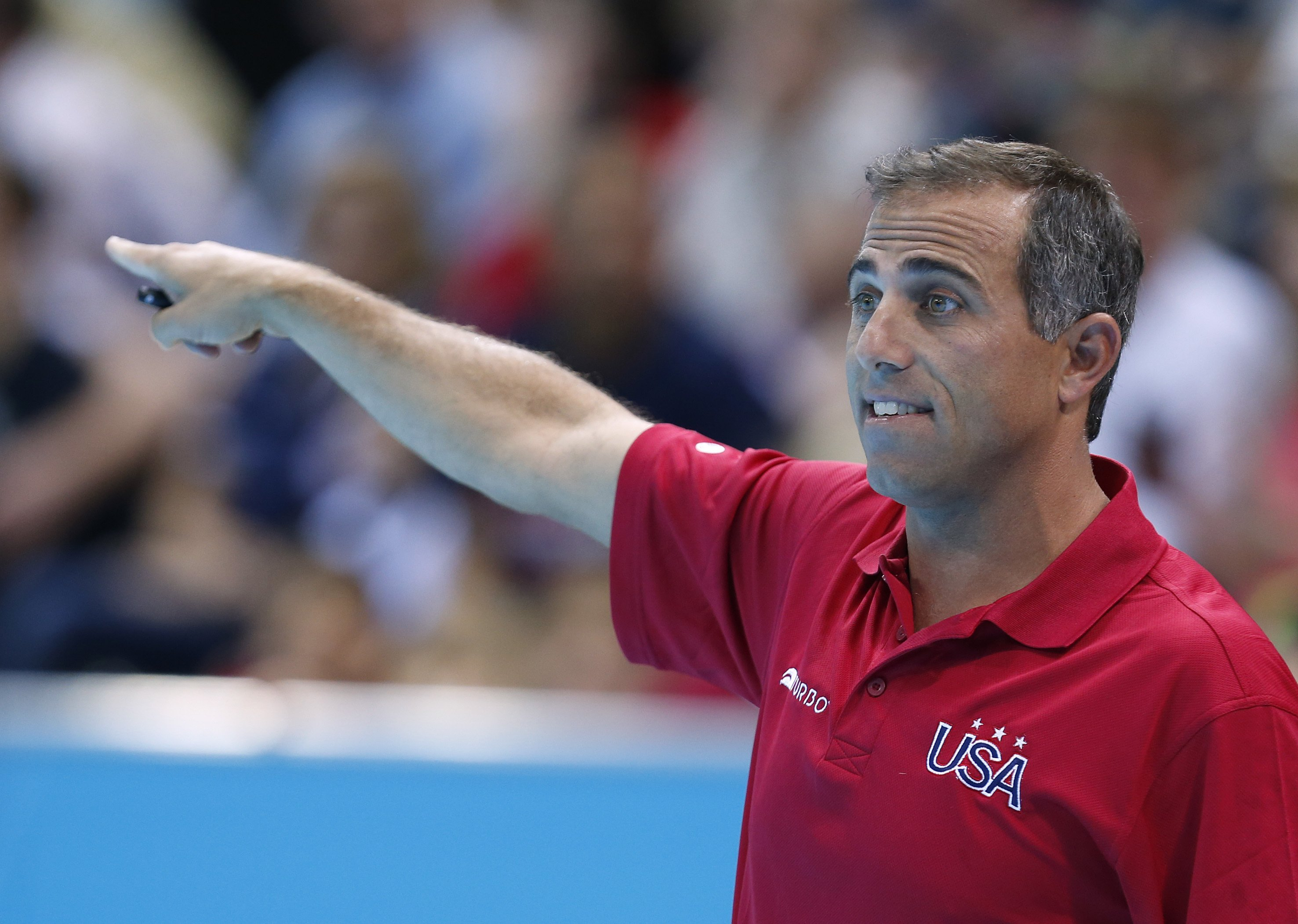 US women's water polo coach leaves team after brother dies