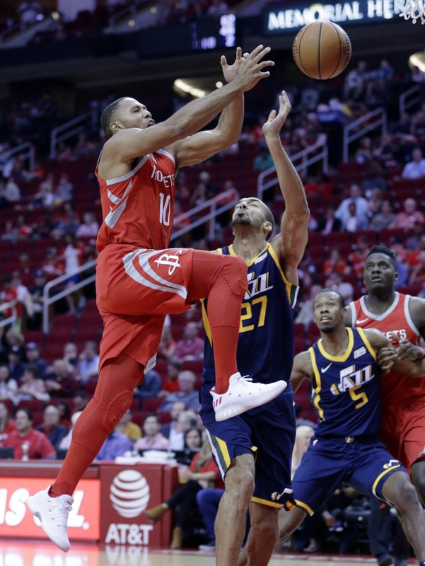 Eric Gordon, Rudy Gobert
