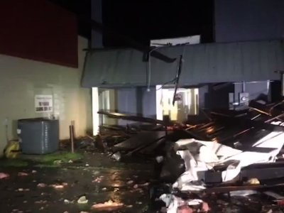 Florence rips apart Morehead businesses