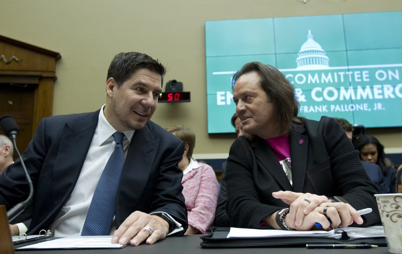 Democrats question pledges in $26 5B T-Mobile-Sprint deal