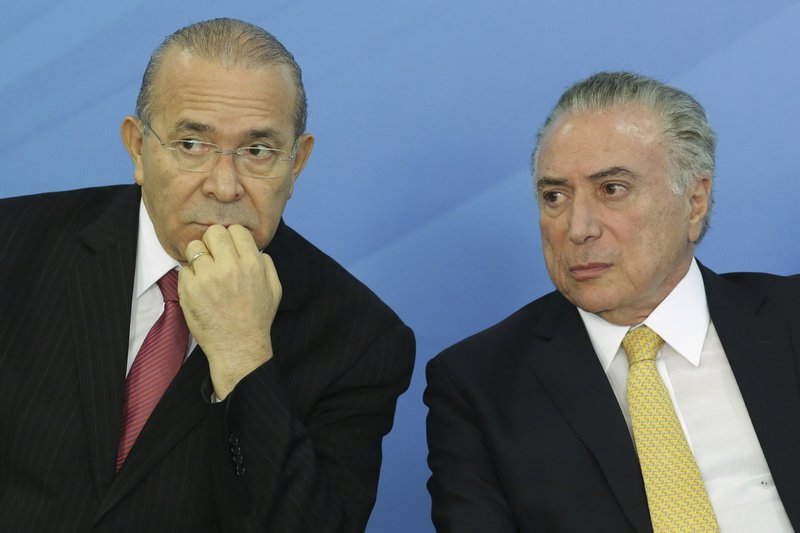 Michel Temer, Eliseu Padilha