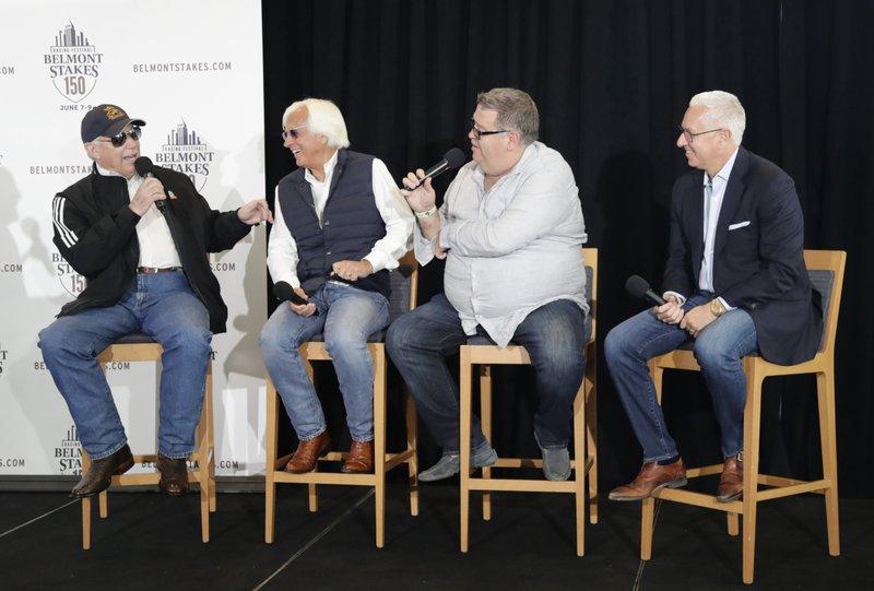 Todd Pletcher, Dale Romans, Bob Baffert, Wayne Lucas