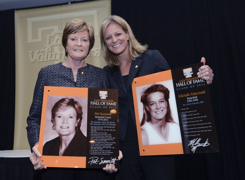 Tennessee Lady Volunteers Hall of Fame