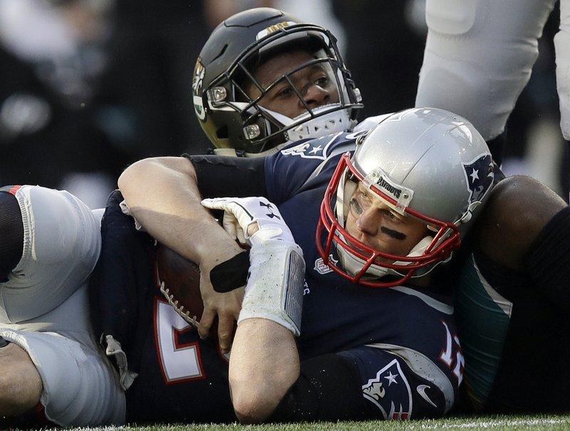 Tom Brady, Dante Fowler