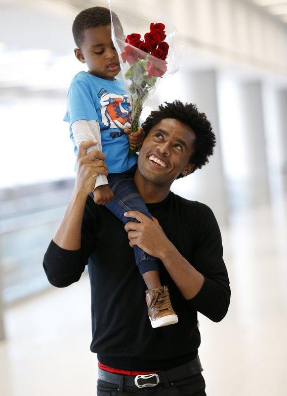 Feyisa Lilesa, Sora Lilesa
